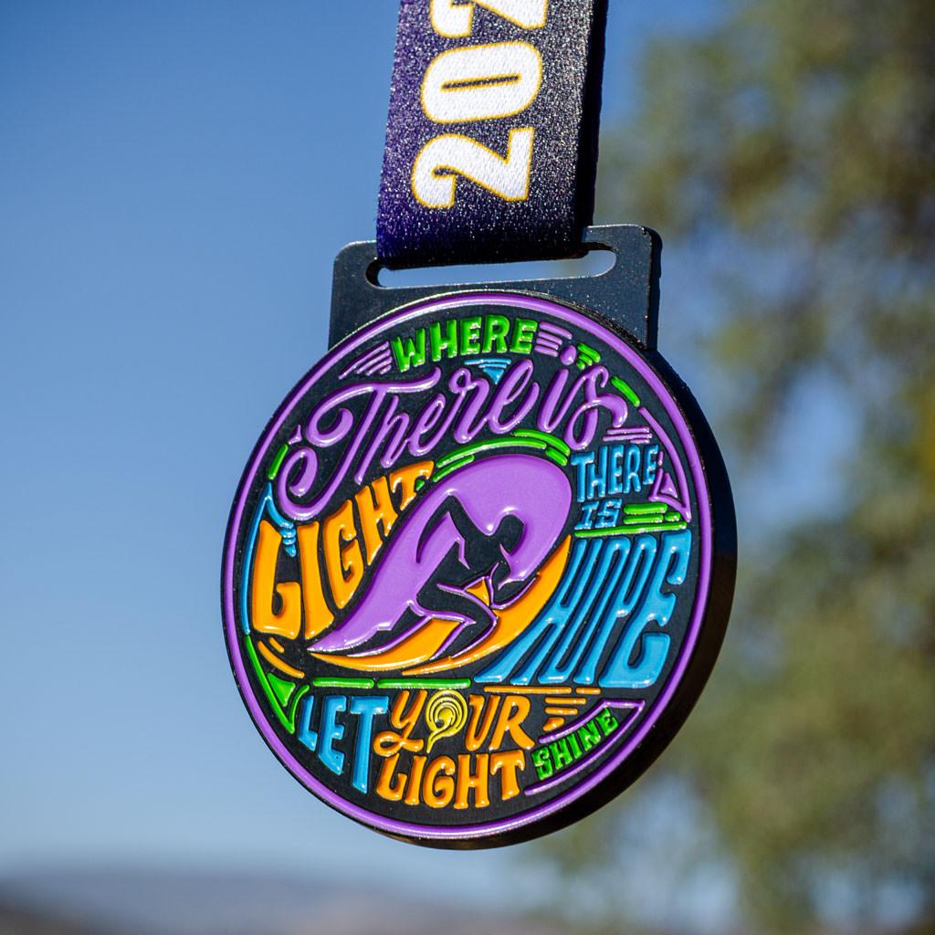 2021 Finisher Medal