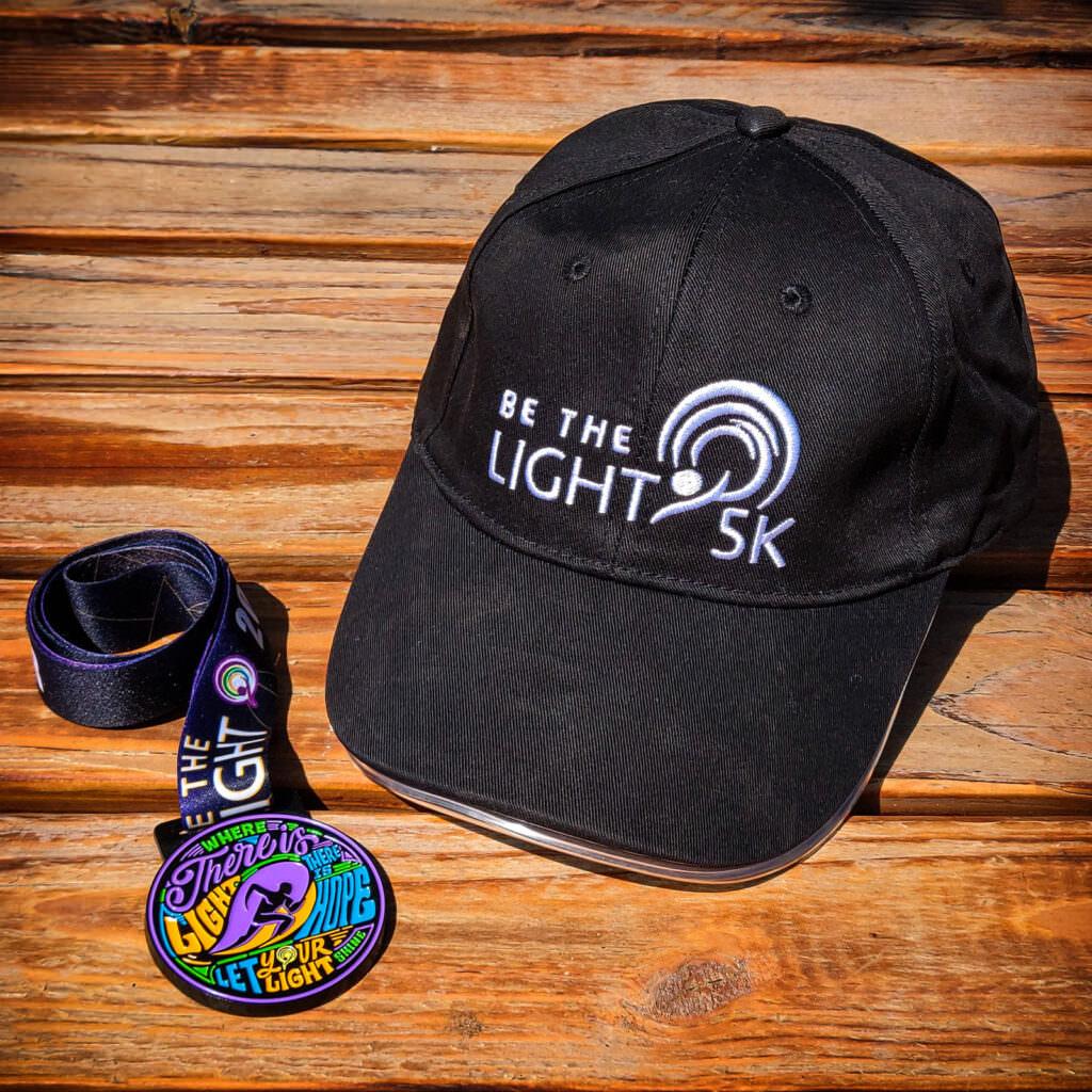 2021 Medal & Hat
