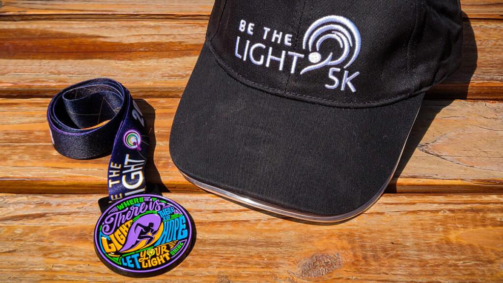 2021 Medal & Light Hat